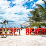 Belize Secret Beach & How To Get There